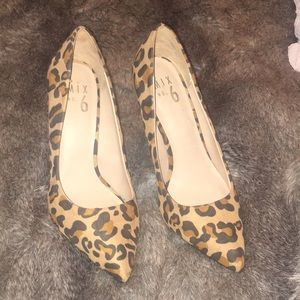 Leopard Print Mix No.6 shoes from DSW.